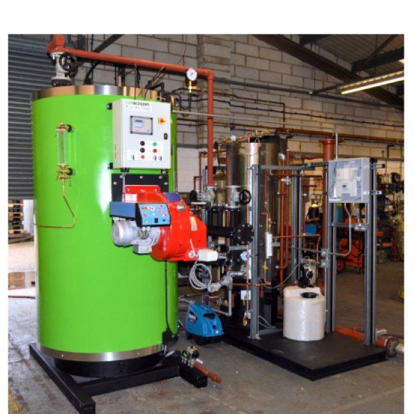 case study boiler