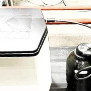 mini duplex water softener