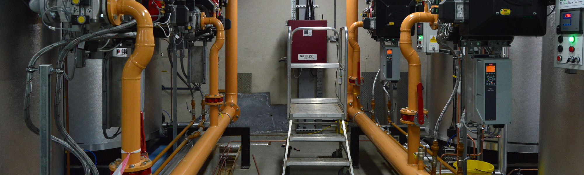 Industrial Boiler Manufacturers UK